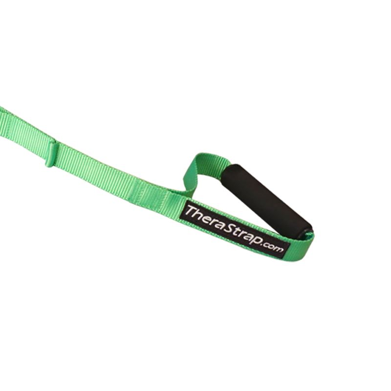 Stretch Strap Small Green Therastrap Shoulder Stretcher